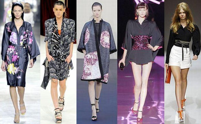ориентальная мода