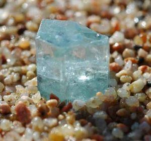 Аквамарин драгоценный камень