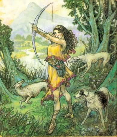Древнегреческие богини: 7 популярных женских стереотипов.