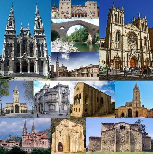 Asturias или Principado de Asturias (Астурия, Астуриас или Астурийское княжество)