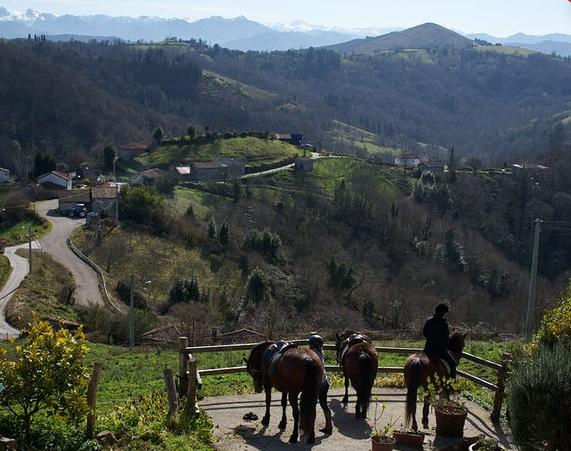 Активный и «сельский» туризм Испании: приключения в Сказочном королевстве Астурии.