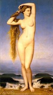 Женские стереотипы: древнегреческая богиня Афродита.
