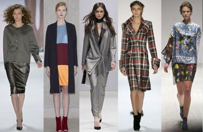 5 модных тенденций сезона осень-зима 2014-2015: неделя моды в Берлине.