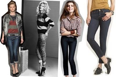 брюки для худых и невысоких женщин