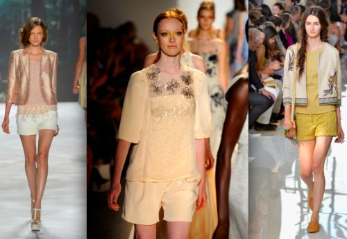Мода 2013: стильные хиты сезона весна-лето 2013