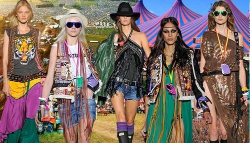 Модные тенденции весны 2013 года