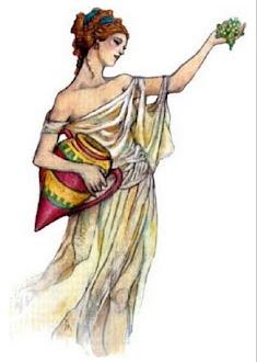 Женские стереотипы: древнегреческая богиня Гестия.