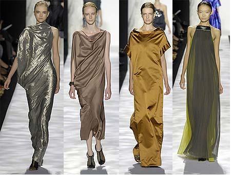 одежда в греческом стиле