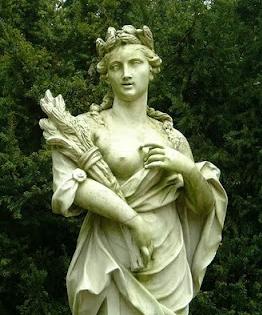 Женские стереотипы: древнегреческая богиня Деметра.