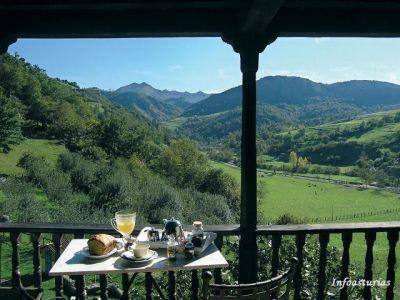Отдых с детьми в Испании — сельский туризм Астурии.