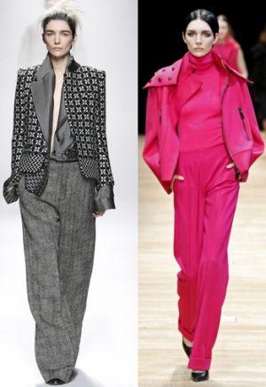 Неделя высокой моды в Париже: тенденции моды осень-зима 2013-2014.