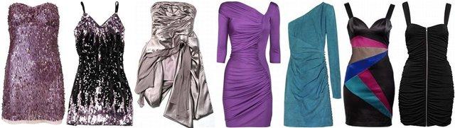 платья диско