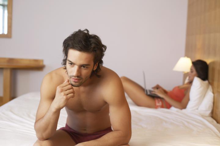Мужские секреты: пристрастия в сексе и капризы в постели.