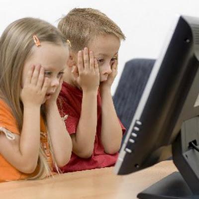 Компьютер для детей — вред или польза?