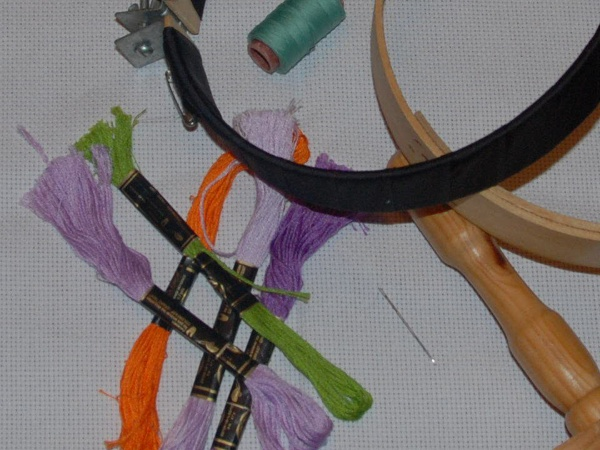 Вышивание крестом