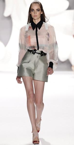 Мода 2013 весна лето 2013