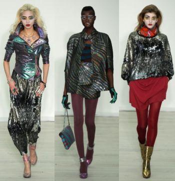 Неделя Высокой моды в Лондоне: модные тенденции сезона осень-зима 2013-2014.