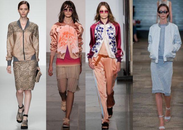 Мода весна-лето 2014: неделя высокой моды в Лондоне.