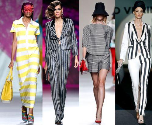 Модные тенденции весна-лето 2014: неделя высокой моды в Мадриде