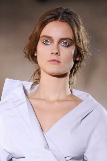 Неделя высокой моды в Париже: макияж сезона весна-лето 2013.