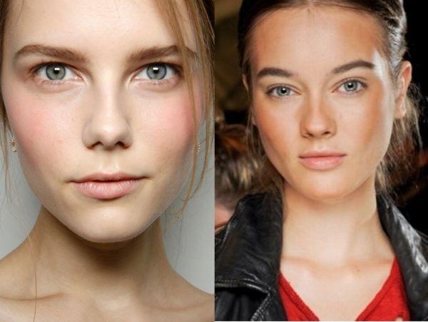 макияж сезона весна-лето 2012