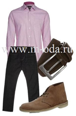 13 базовых вещей мужского гардероба