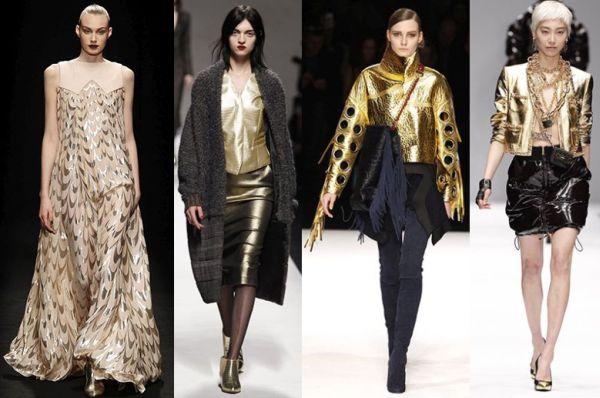 Мода осень-зима 2014-2015: 10 стильных тенденций с подиумов Милана