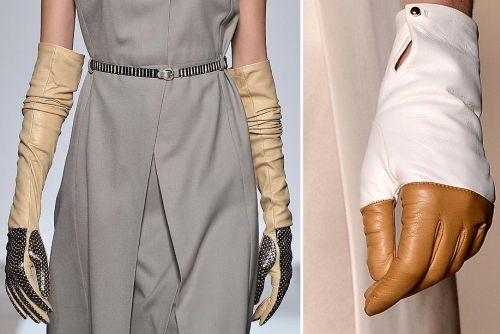 Неделя высокой моды в Милане: модные аксессуары сезона осень-зима 2013-2014
