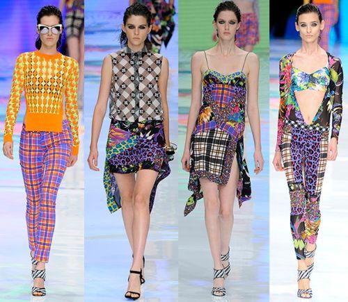 Мода весна-лето 2014