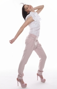 Моделирование роста с помощью одежды.