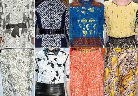 Модные тенденции сезона осень-зима 2012-2013