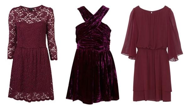 Модные платья для Нового Года 2013.