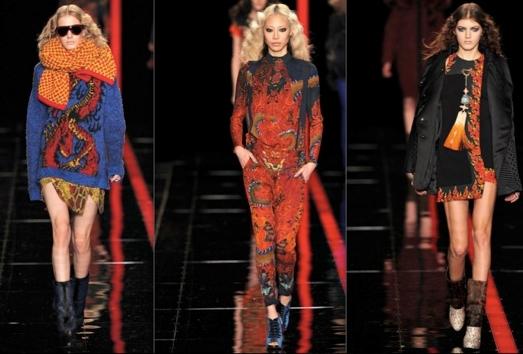Тенденции моды осень-зима 2013-2014: неделя моды в Милане.