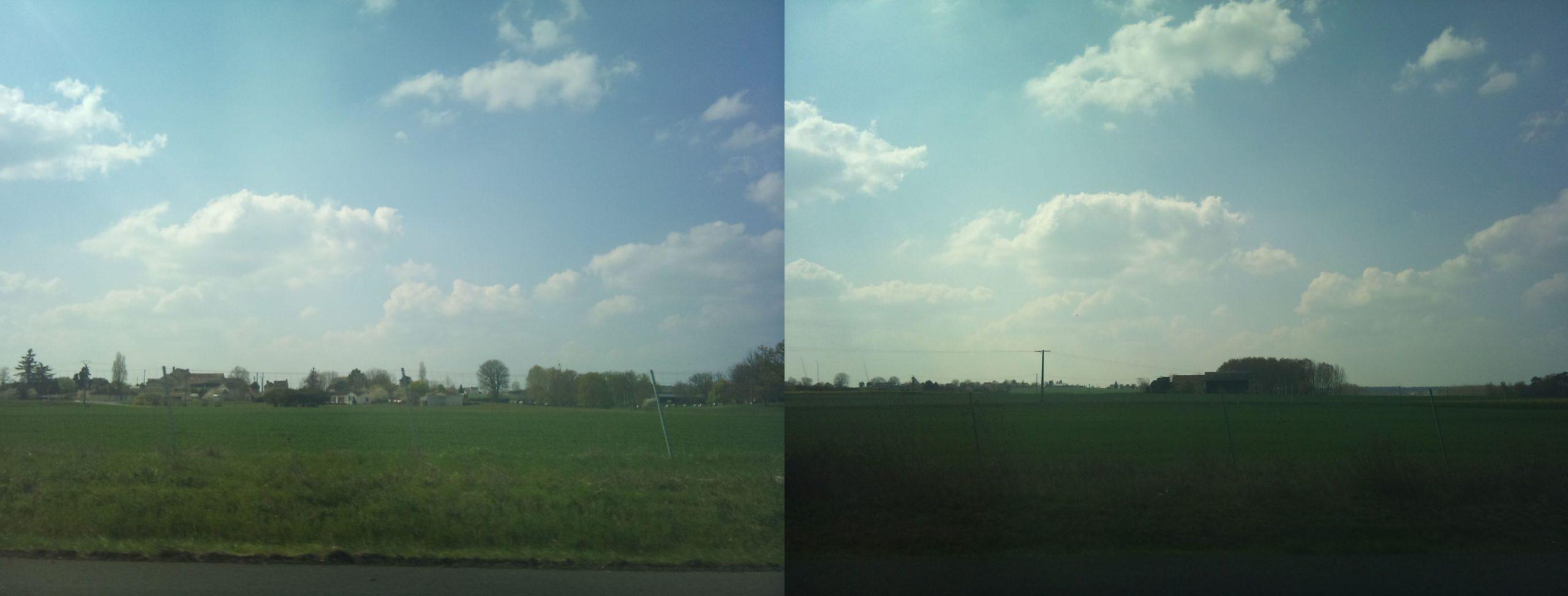 француский пейзаж