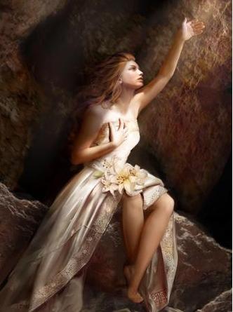 Женские стереотипы: древнегреческая богиня Персефона.
