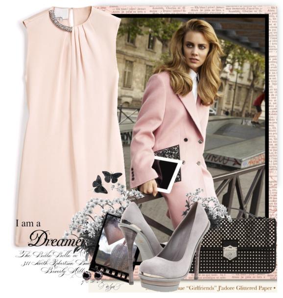 шерстяное пальто для базового гардероба