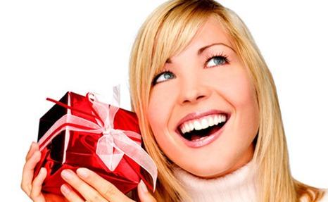 идеальные подарки на 8 марта