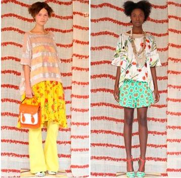 Модные принты весна-лето 2013