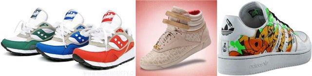 обувь в стиле Rap