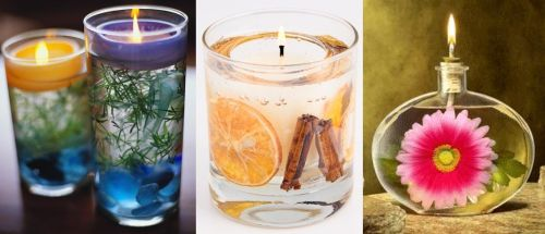 Как приготовить свечи в домашних условиях?