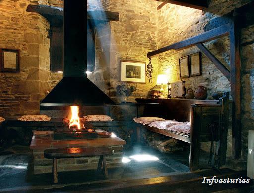 Сельский туризм в Испании: сельские гостиницы Астурии.
