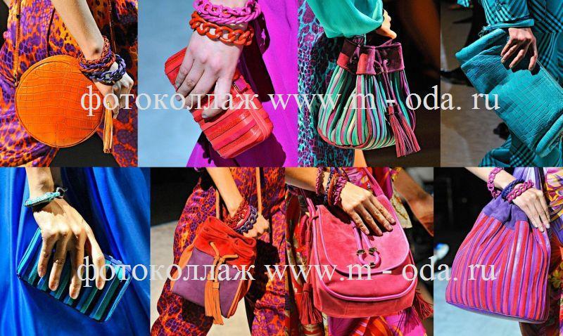 стильные сумки 2012