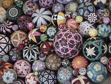 мячики Тэмари