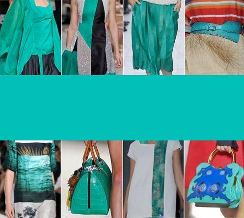 Мода 2013: стильные тренды сезона весна-лето 2013.