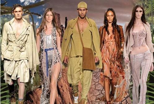 мода 2012