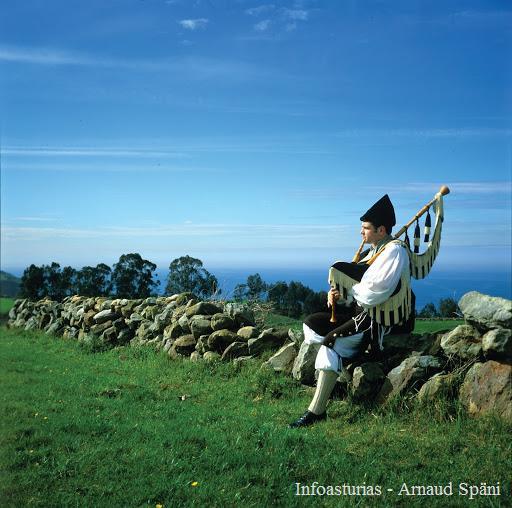 Астурия Asturias Испания