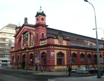 Торговый дом Виноградский павильон(Vinohradský Pavilon)
