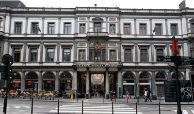 Королевские галереи святого Юбера (Galeries royales St-Hubert)