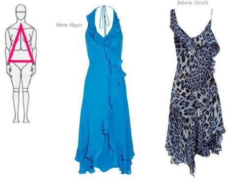 Платья для каждого типа фигуры