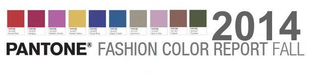 Мода осень-зима 2014-2015: 10 стильных цветов осени и зимы 2014-2015